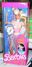 1989 ICE CAPADES BARBIE Doll Mattel #7365 Mint in Fair Box 50th Anniversary