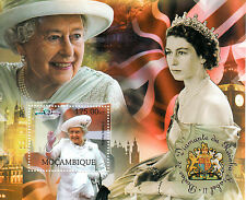 Mozambique Mocambique 2012 MNH Queen Elizabeth II Diamond Jubilee 1v S/S