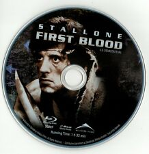 Rambo: First Blood (Blu-ray disc) Sylvester Stallone, Richard Crenna
