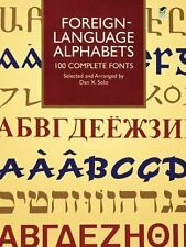 Foreign-Language Alphabets Lettering, Calligraphy, Typography)