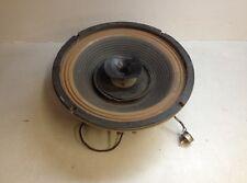 """Vintage Heathkit AS173 12"""" Speaker w/ Dial Has Cone Perforation"""