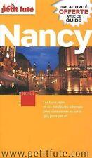 City Guide Petit Futé Bienvenue à Nancy 2011-2012 Déstockage Fin Série