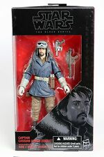 "Star Wars Black Series Captain Cassian Andor 6"" Action Figure Rogue One #23"