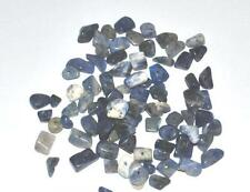 20g GENUINE GEMSTONE CHIPSTONE CHIPS JEWELLERY CRAFT BEADS - SODALITE