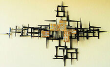 Home Decor Abstract Modern Mid Century Wall Sculpture By Corey Ellis Art C Jere