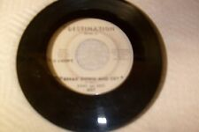 Kane & Abel, Bread Down and Cry b/w Twist Is Back, 45 RPM