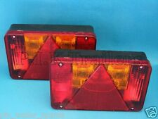 FREE P&P* 2 x Radex 5800 Rear Trailer Lights - Non Plug-in - Indespension