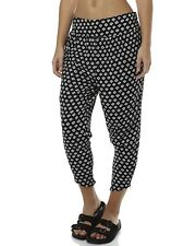 NEW VOLCOM COUNTING STARS PANT harem pant size SMALL FIT 3 - 5 code WW139