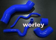Blue Silicone TURBO Hose for VW Golf/JETTA/BORA MK4  1.8T