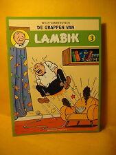 Strips Lambik 3 De Grappen van 2004 1ste druk