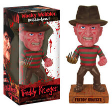 Funko Nightmare On Elm Street - Freddy Krueger Wacky Wobbler Bobble Head Figure