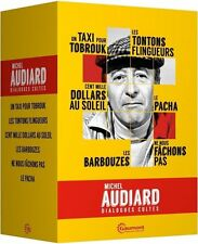 PO/17037//COFFRET COLLECTOR  FILMS MICHEL AUDIARD DIALOGUES CULTES  DVD NEUF