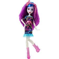 Monster High Electrified Supercharged Ghoul Ari Hauntington Doll | MATTEL DVH68