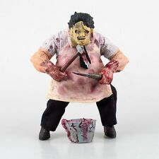 2015  Cinema of Fear Leatherface The Texas Chainsaw Massacre PVC Action Figure