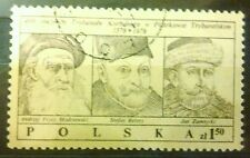 POLAND STAMPS Fi2464 Sc2322 Mi2611 - 400 anniver. of the Crown Court, 1979, used