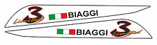 RSV4 Factory Biaggi Special Edition Stickers Decals for Aprilia RSV4 Tail Unit