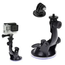 GOPRO HERO 5 4 SESSION 3+ 3 2 SUCTION CUP MOUNT & TRIPOD MOUNT ADAPTOR ADAPTER