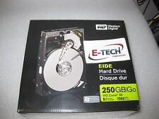 """Brand NEW Sealed 250GB IDE EIDE 3.5"""" HDD  WD2500JBRTL"""