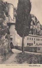SUBIACO - Sacro Speco - Monastero di S. Benedetto - Ingresso