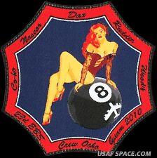 USAF 23rd EXPEDITIONARY BOMB SQUADRON - GUAM 2010 - ORIGINAL PATCH