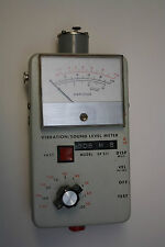 IRD Mechanalysis Model 308 SP511 Vibration / Sound Level Meter