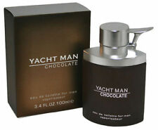 Yacht Man Chocolate Cologne by Myrurgia 3.4 oz/100 ml EDT Spray For Men NEW