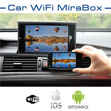 Wi-Fi Auto iPhone Airplay Miracast Android & Screen mirroring PER AUTO STEREO