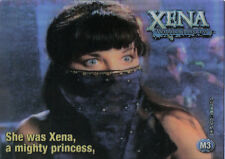 QUOTABLE XENA IN MOTION CARD M3