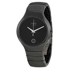 Rado True Black Pure Jubile Diamond Ceramic Mens Watch R27653722