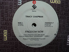 "Tracy Chapman ""Freedom Now"" 1989 ELEKTRA Oz 7"" 45rpm"