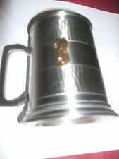 Pewter Tankard from Thailand UNWANTED GIFT