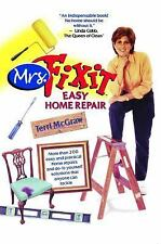 Mrs. Fix it Easy Home Repair, Terri McGraw, Do-It-Yourself Solutions, Hardcover