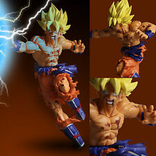Japanese Anime Dragon Ball DBZ Super Saiyan Son Goku Fighting Figure Figurines