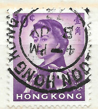 posted 8th July 1972 - HK stamp as gift for anniversary or birth
