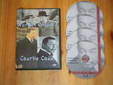 CHARLIE CHAN (WARNER OLAND) - 4 DISC  12 FILM SET