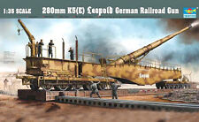 ◆ Trumpeter 00207 1/35 German 280mm K5(E) Leopold