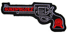 New Guns N' Roses Rock Band embroidered iron on patch. (i37)