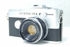 Olympus Pen FT 35mm SLR Film Camera  w/F.Zuiko Auto-S 38mm F1.8  SN117045