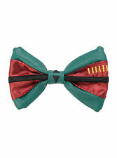 NEW Star Wars Boba Fett  Hunter Ribbon Bow Tie Hair Clip Cosplay Costume Pin