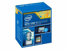 CPU PROCESSORE INTEL 1150 I3-4130 CI3 BOX (3,40G) - NUOVO I3 4130 BX80646I34130