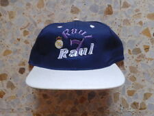 VISERA REAL MADRID RAUL 7 RAUL MUY DIFICIL OBSOLETA!!! HINCHAS SUPPORTERS ULTRAS