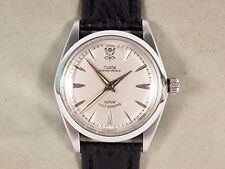Rolex Tudor Oyster Prince Big Rose Ref. 7964 Vintage Automatic Watch from 60's