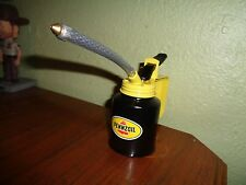 PENNZOIL Gasoline Station Gas Motor Pump OIL CAN Motor Oiler Spout Man cave