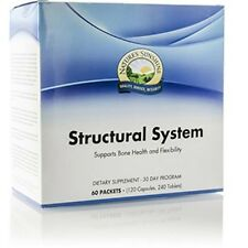 Natures Sunshine Structural System Pack (30 day)
