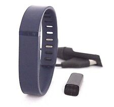 Fitbit Flex Fitness Activity and Sleep Tracker, Large, Navy, 24-4E