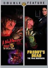 A Nightmare on Elm Street 5&6 NEW (DVD, 2015)