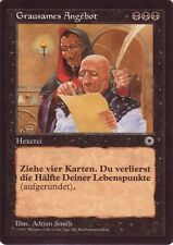 TOP  Grausames Angebot / Cruel Bargain  - PORTAL -  deutsch  (excellent)