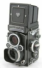 Rolleiflex 3.5F type 3, vintage 6x6 camera, lens Zeiss Planar 3.5/75mm.