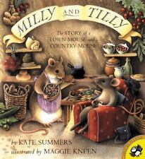 Milly and Tilly: Story of a Town Mouse and a Country Mouse (Picture Pu-ExLibrary