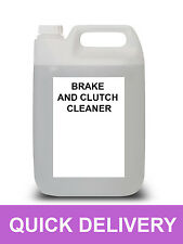 1 LITRE BRAKE AND CLUTCH CLEANER 1L ELIMINATES SQUEL NO RESIDUE 1000ML